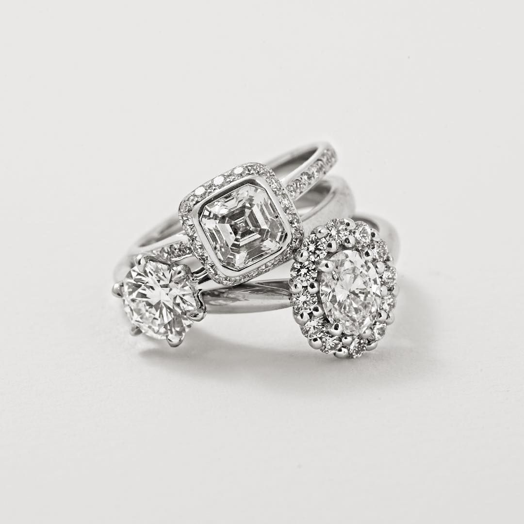 Our Stunning Signature Line Of Diamond Engagement Rings Www