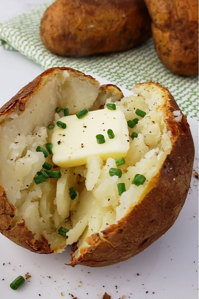 Our Baked Potato Air Fryer Recipe yields a crispy skin and tender fluffy potato.... #russetpotatorecipes #Air #baked #crispy #fluffy #Fryer #potato #recipe #russetpotatorecipes Our Baked Potato Air Fryer Recipe yields a crispy skin and tender fluffy potato.... #russetpotatorecipes #Air #baked #crispy #fluffy #Fryer #potato #recipe #russetpotatorecipes Our Baked Potato Air Fryer Recipe yields a crispy skin and tender fluffy potato.... #russetpotatorecipes #Air #baked #crispy #fluffy #Fryer #potat #russetpotatorecipes