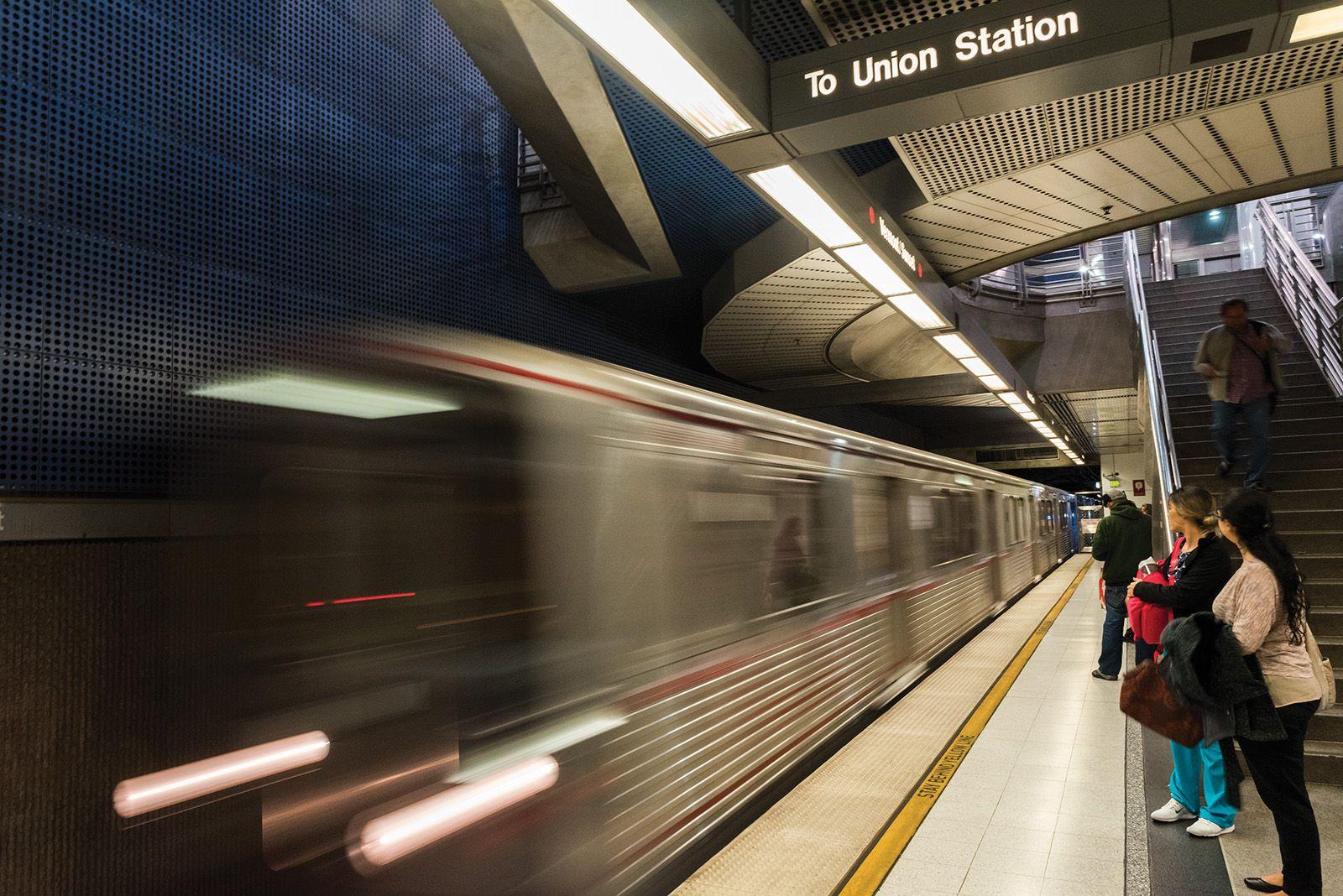 Aaron Julian LA Metro must address safety concerns in