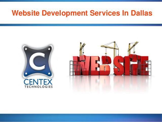Website Development Dallas  - Contact At (972) 375-9654 Or  Visit –  http://centextech.com