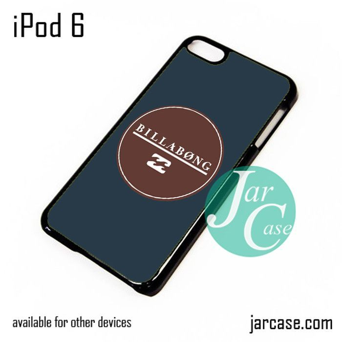 Billabong Style iPod Case For iPod 5 and iPod 6