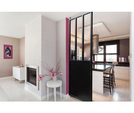 cloison amovible fashion noire s paration de pi ces pinterest. Black Bedroom Furniture Sets. Home Design Ideas