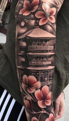 Tatuagens Masculinas no Antebraço: +70 Inspirações