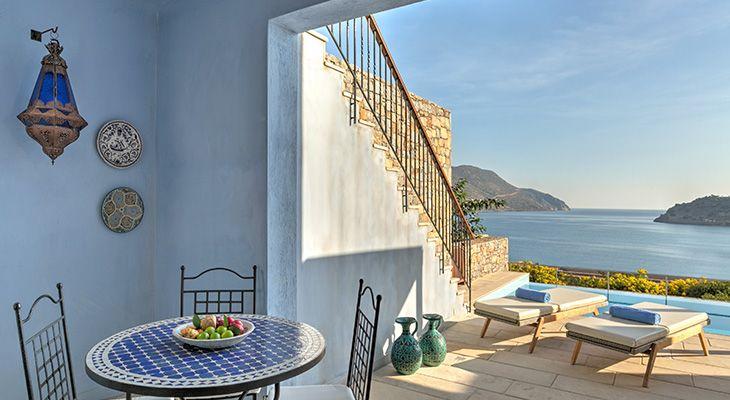 El Blue Palace Resort & Spa de Creta presenta sus nuevas suites de lujo - Agenda de Lujo