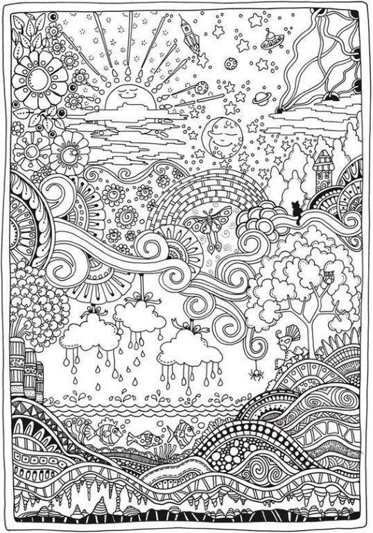Pin von DomiChique auf Art etc. | Pinterest | Ausmalbilder