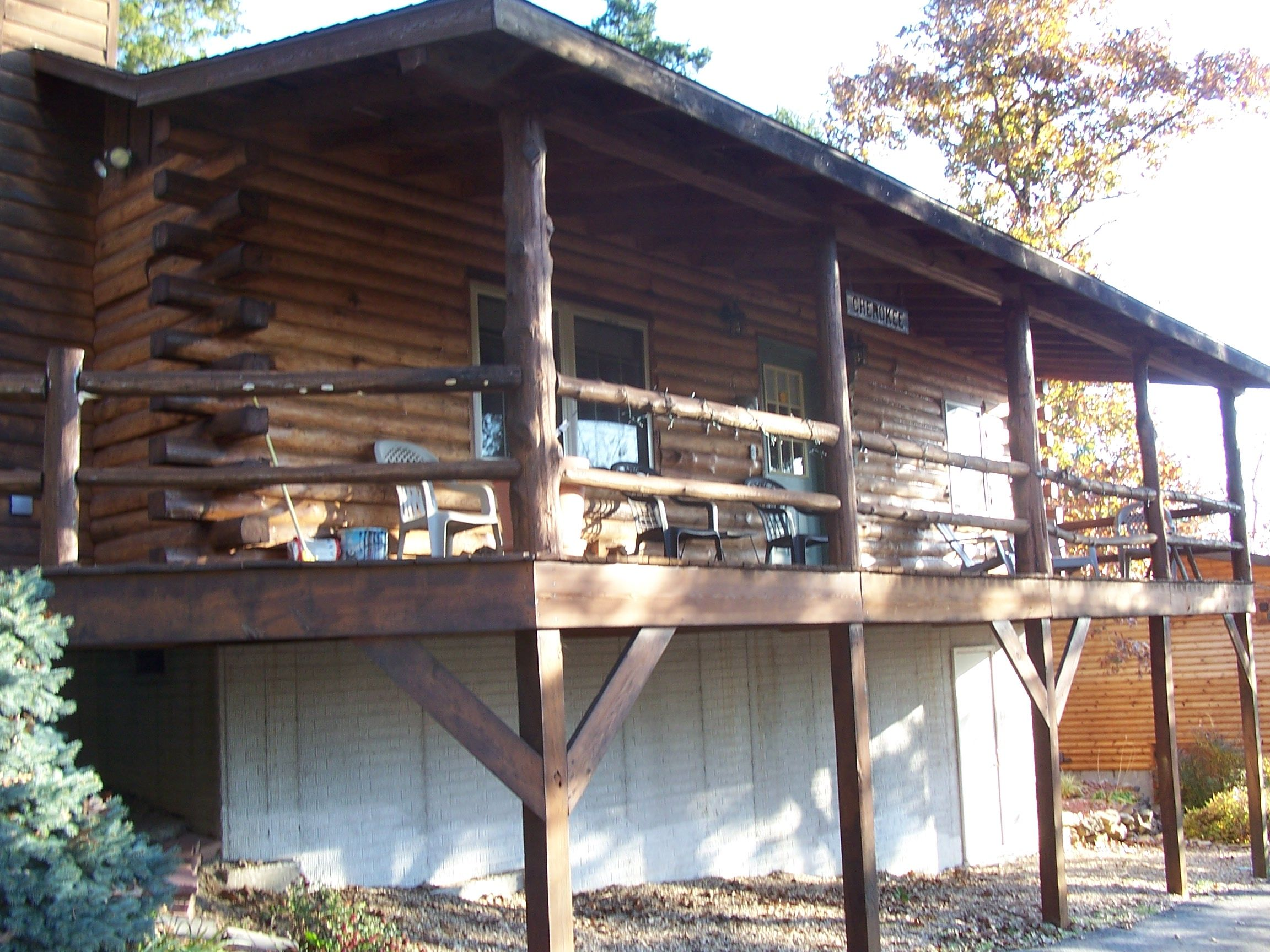 Lonesome Dove Log Cabins Nightly Rentals Branson Hollister Mo Cherokee Cabin Cabin Nightly Rental House Styles
