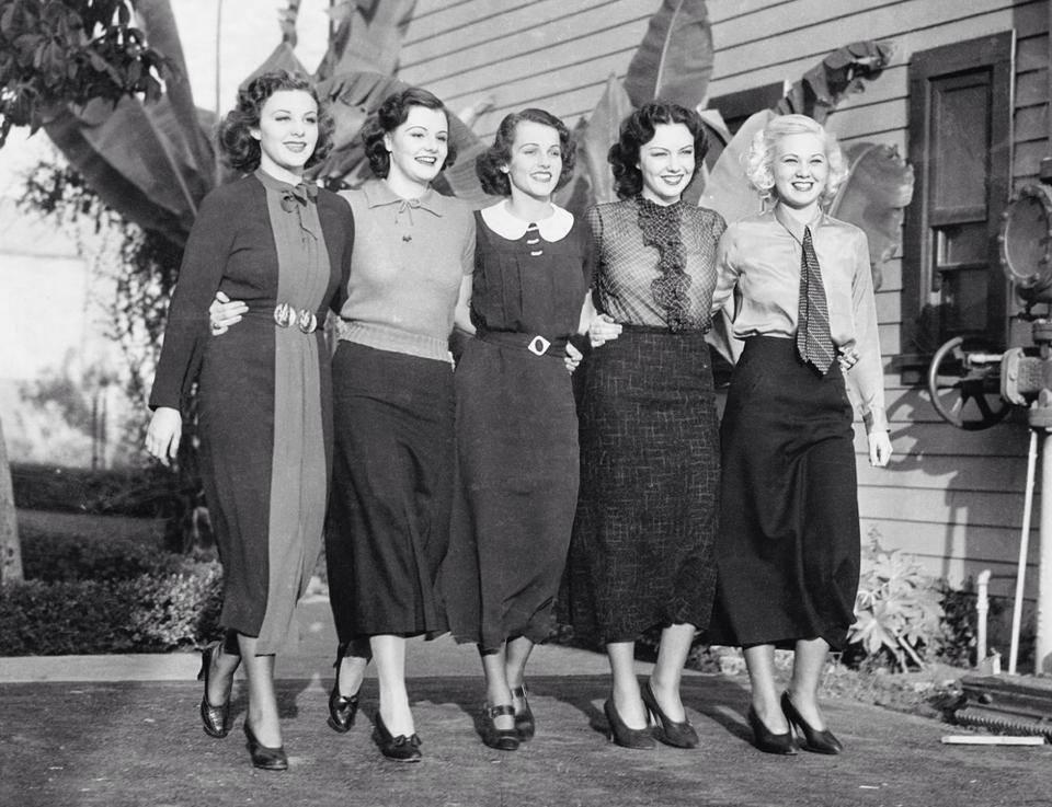 Fashion, 1930s Fashion