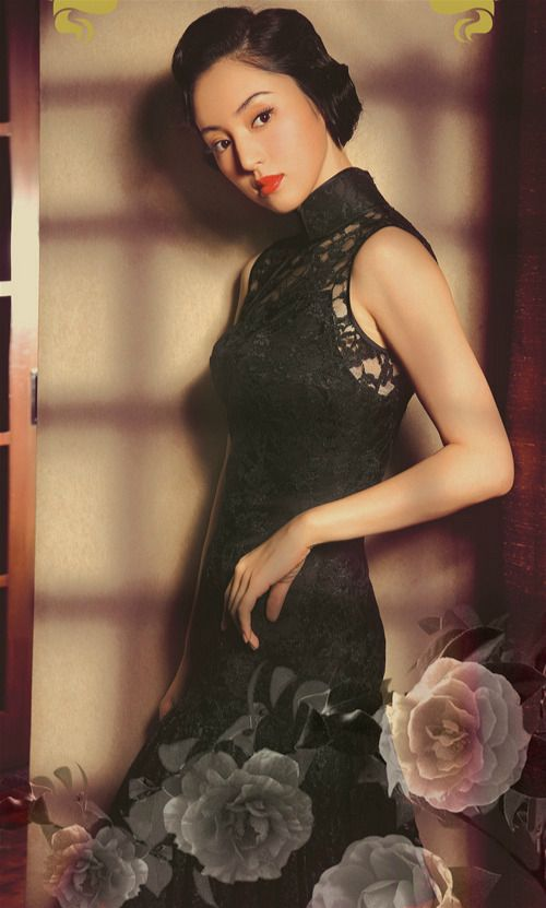 Vintage qipao fashion by 南都周刊 (With images) | Fashion
