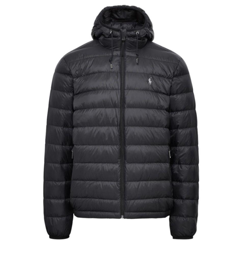 Polo Ralph Lauren Black Packable Down Jacket Outdoor Menswear Mens Size Small A1 Poloralphlauren Downjack Black Puffer Jacket Jackets Men S Coats And Jackets [ 1000 x 884 Pixel ]