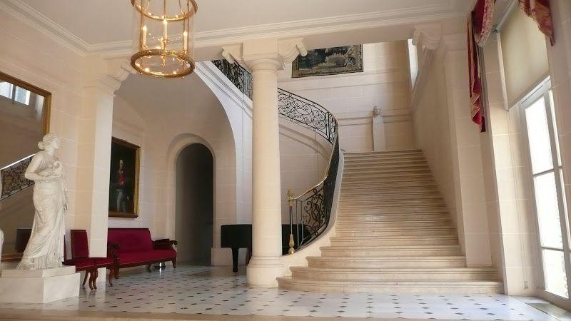 l h tel beauharnais h tel particulier situ au n 78 rue de lille paris qui est. Black Bedroom Furniture Sets. Home Design Ideas