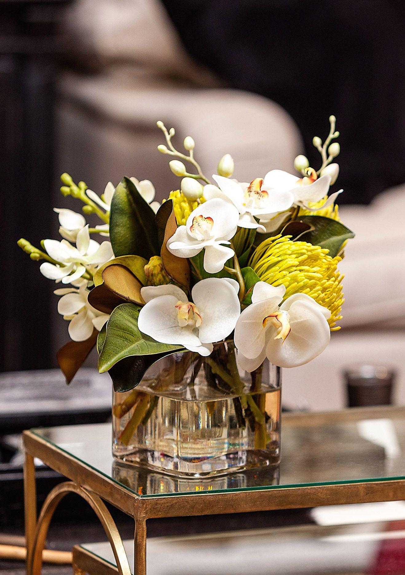 Beautiful Orchids For The Home Or Office Floral Arrangements Flower Arrangements