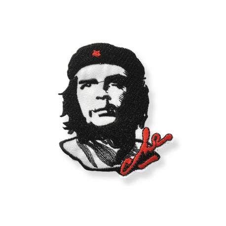 Che Guevara Aufnäher zum Aufbügeln, 90mm