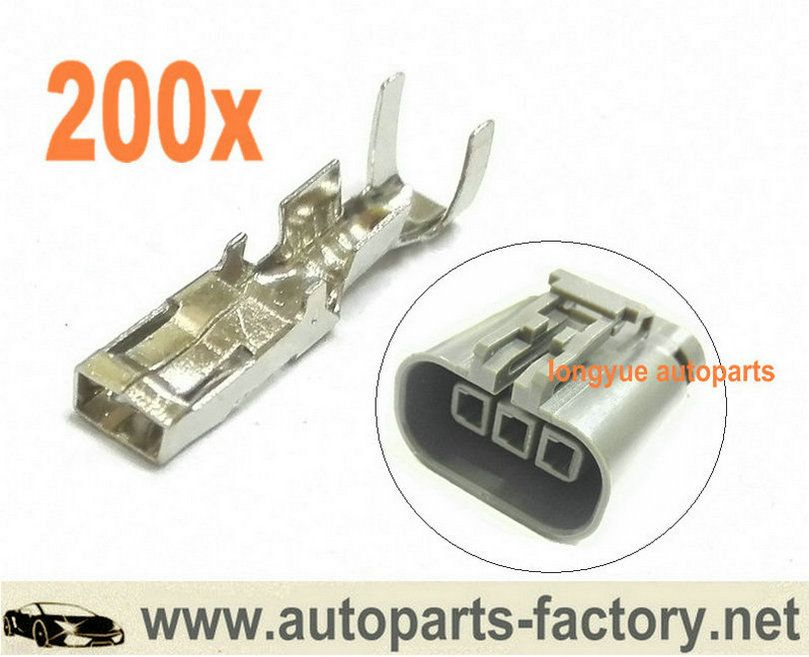 Longyue 200pcs Terminals Accessories For Nissan Ignition
