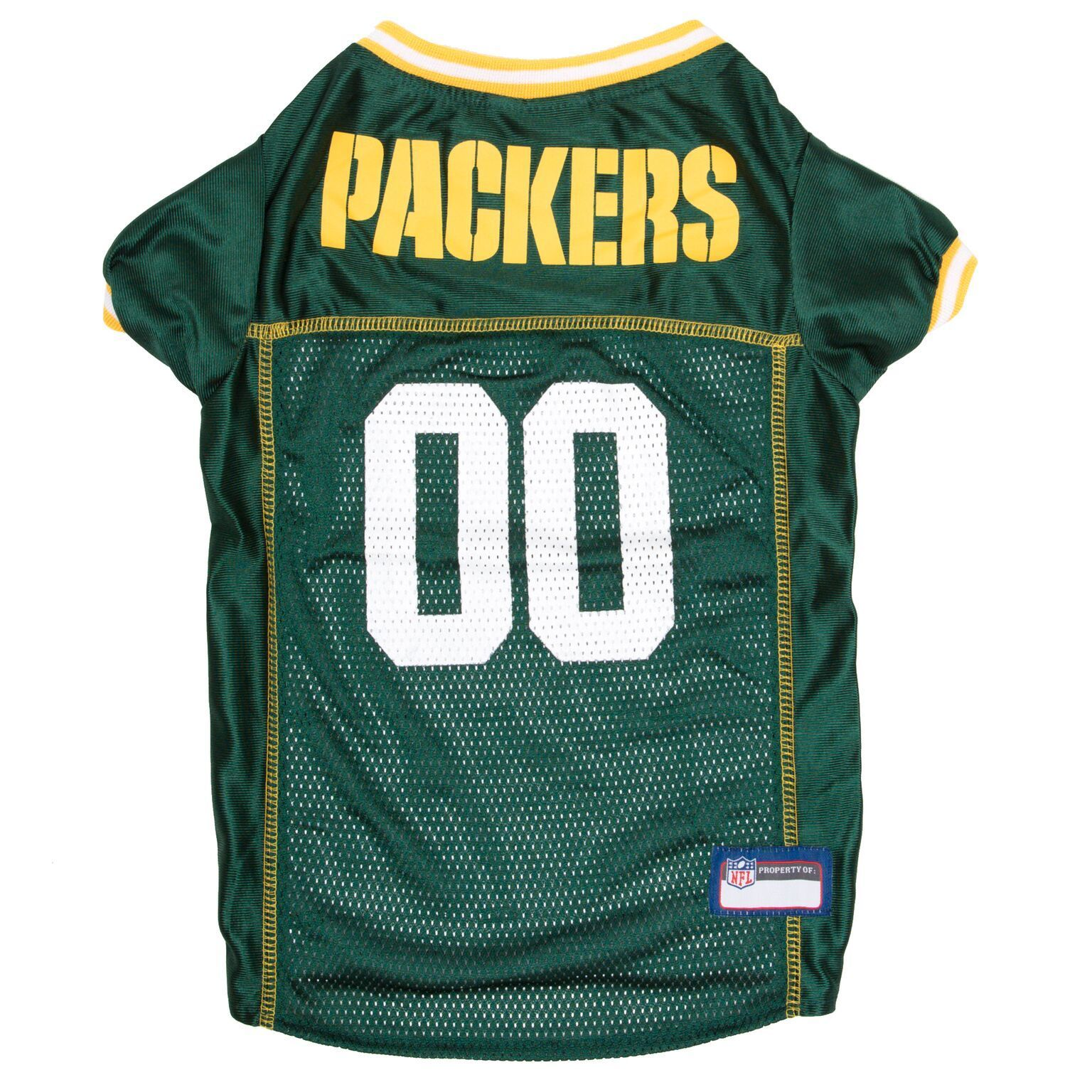Nfl Jerseys For Dogs Dog Pro Team Football Jersey Nfl Green Bay Packers Green Bay Packers