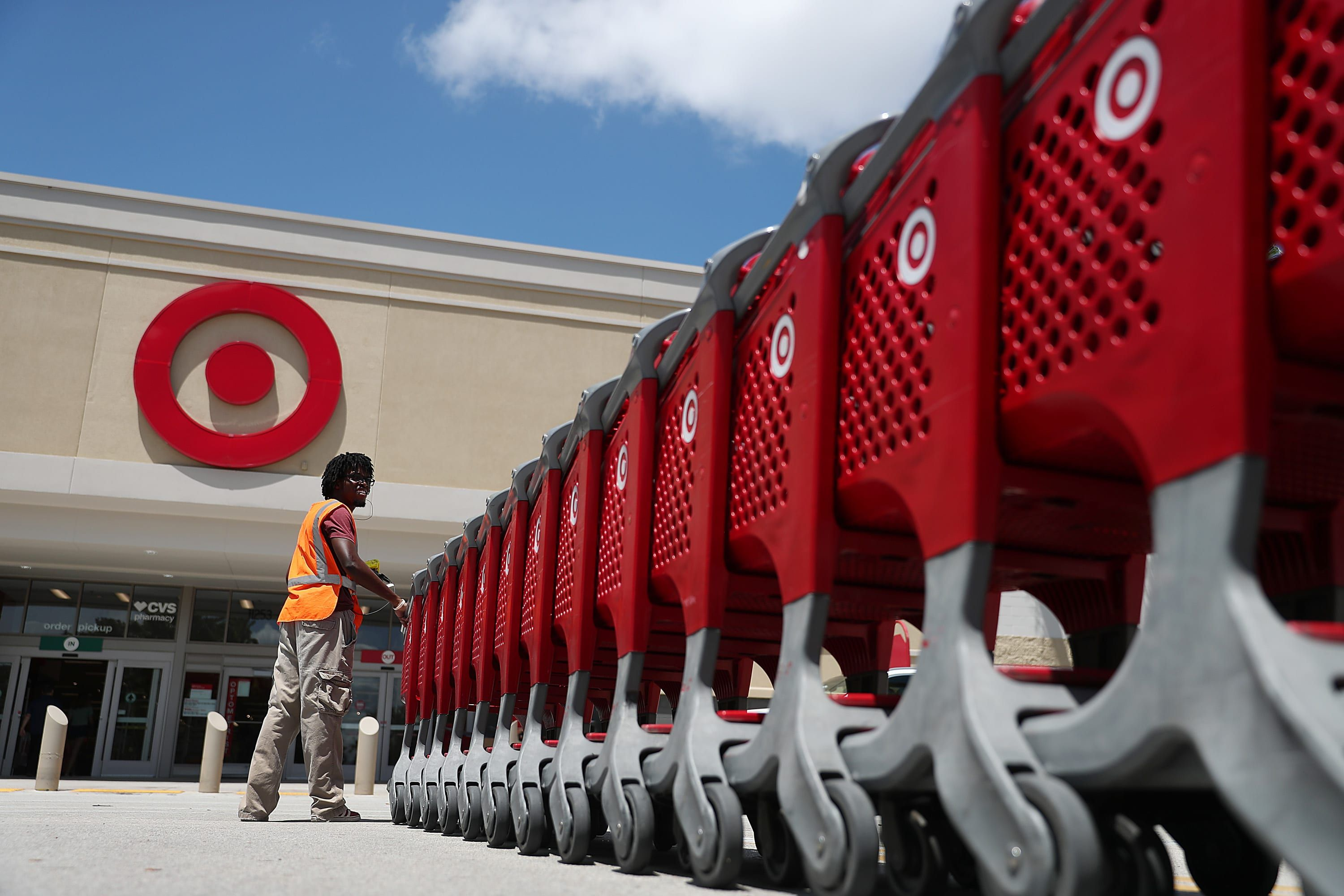 Target raises minimum wage to 15 an hour months before