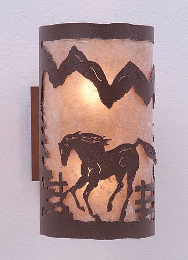 horse sconce horse wall wall sconces