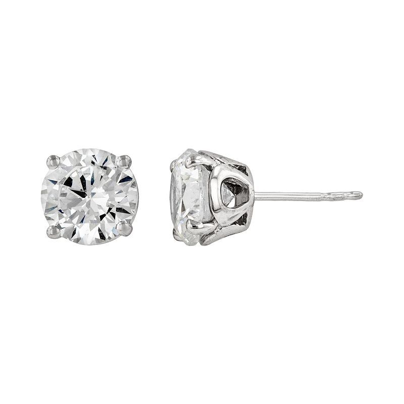 5013787767392 Diamonluxe DiamonLuxe Sterling Silver 3 1/10-ct. T.W. Simulated ...