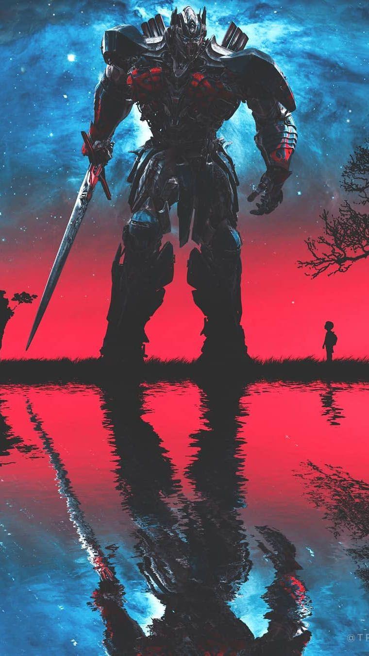 Optimus Prime Sword Iphone Wallpaper Iphone Wallpapers