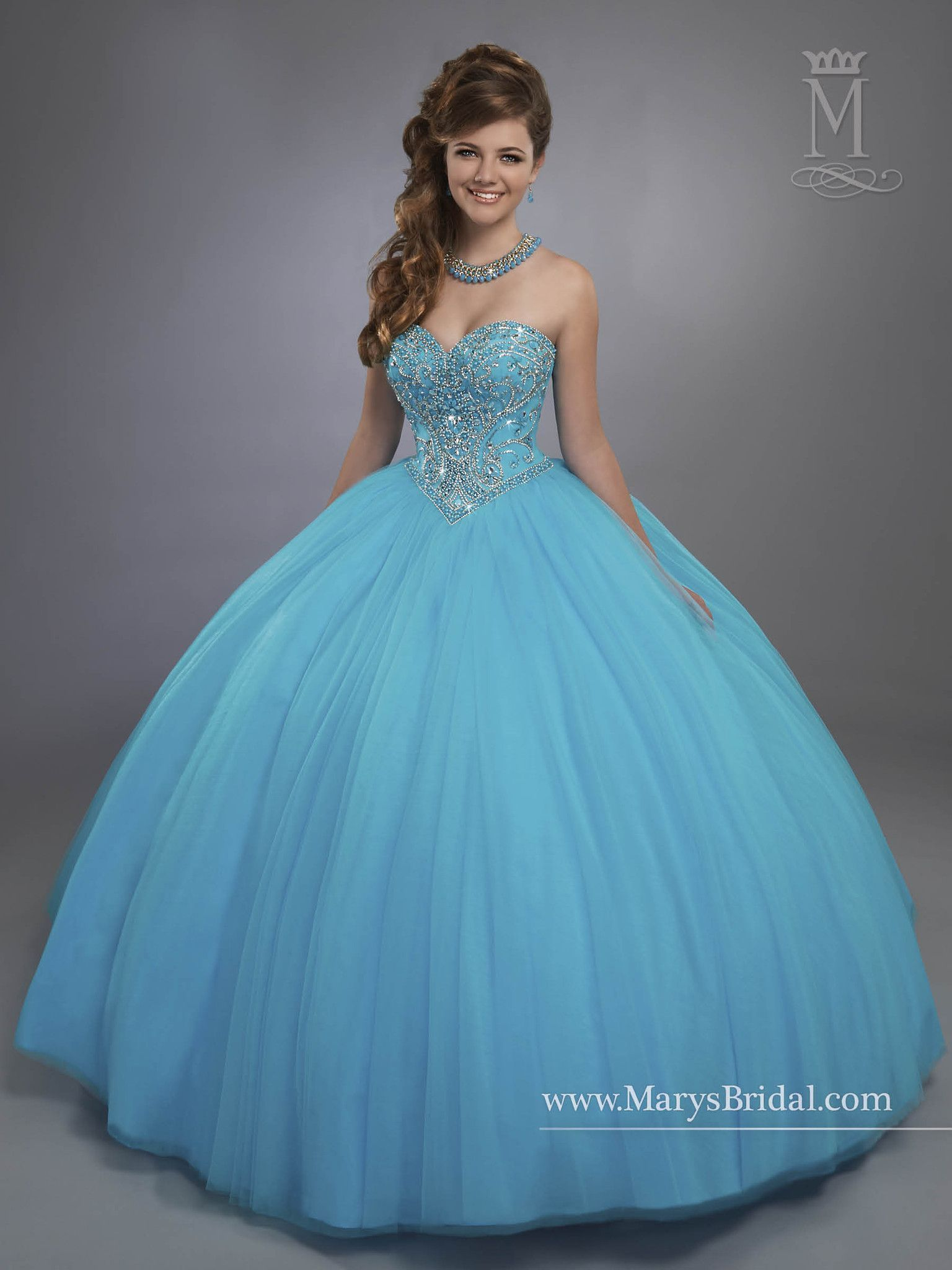 Mary\'s Bridal Beloving Collection Quinceanera Dress Style 4761 ...