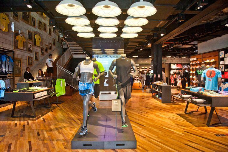 Rio De Janeiro Nike Ipanema Store Opening