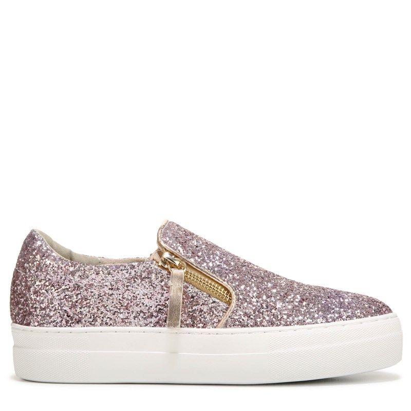 Women's Timothy Side Zip Sneaker