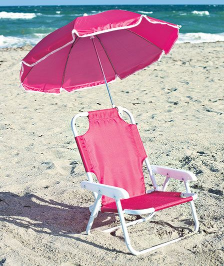 Kids Beach Chair With Adjustable Umbrella All Purpose Salon Chairs Reclining Pinterest Ltd Commodities