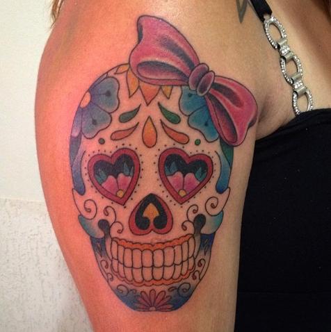 23++ Tete de mort mexicaine tatouage ideas in 2021