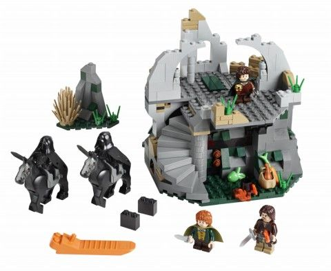 Lego Are Releasing A Range Of Lord Of The Rings Lego Sets In The