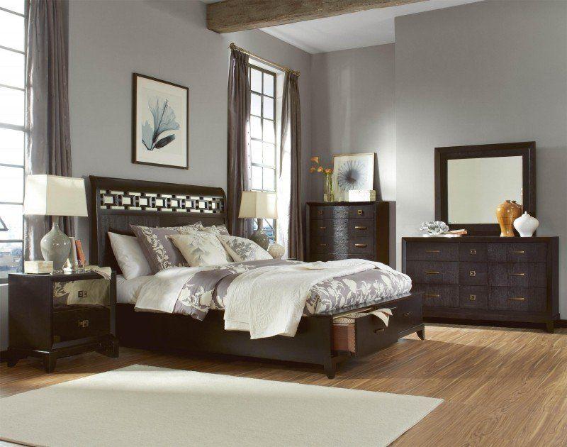 50++ Grey bedroom ideas with wooden furniture info cpns terbaru