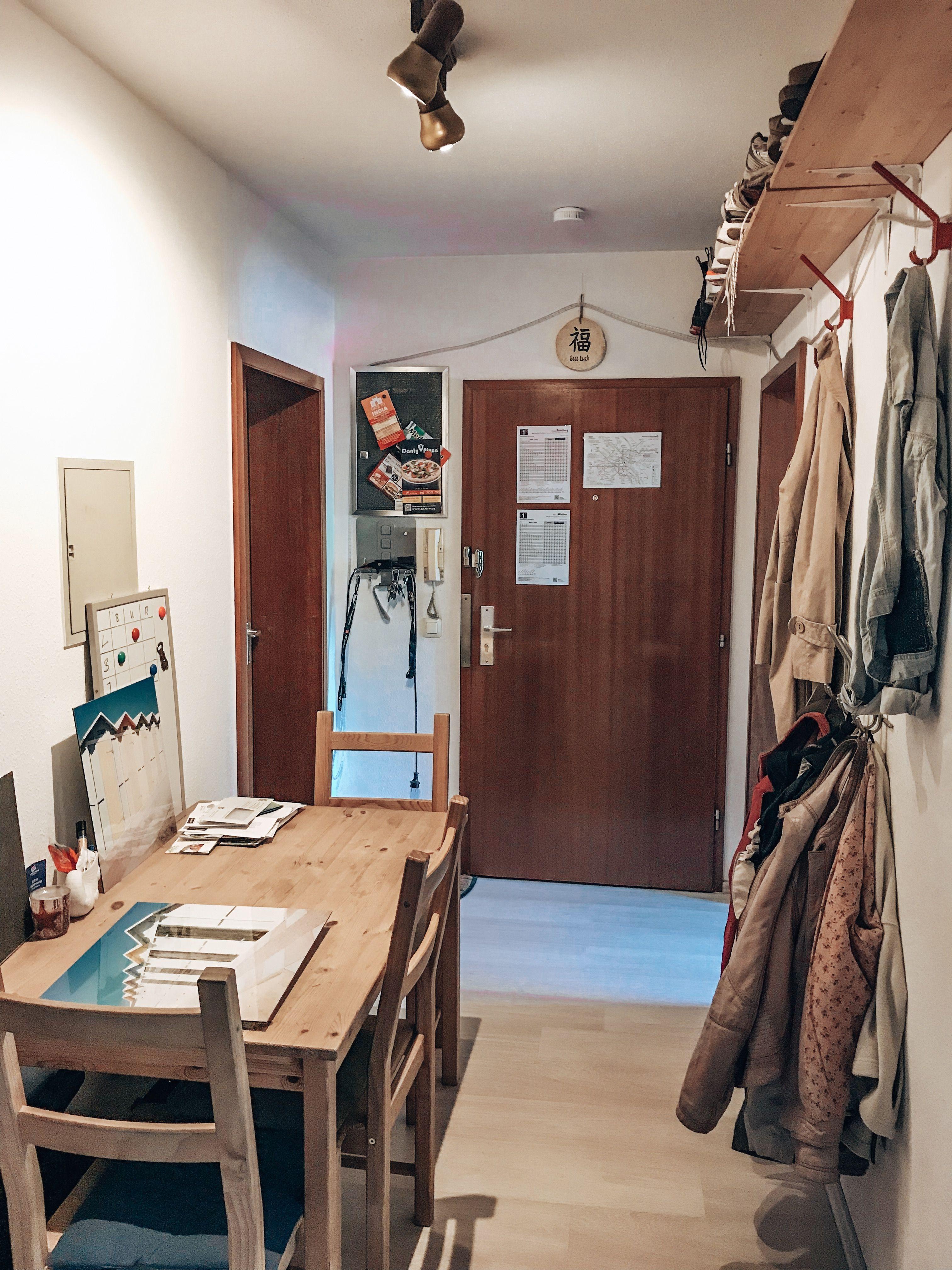 Multifunktionaler Flur in Kölner WG Wohnung, Wg zimmer, Haus