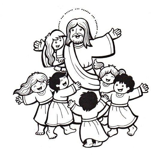 Cristo Predicando 1 En La Jerarquia De La La Iglesia Historias De La Biblia Para Ninos Biblia Para Ninos Texto Biblico Para Ninos