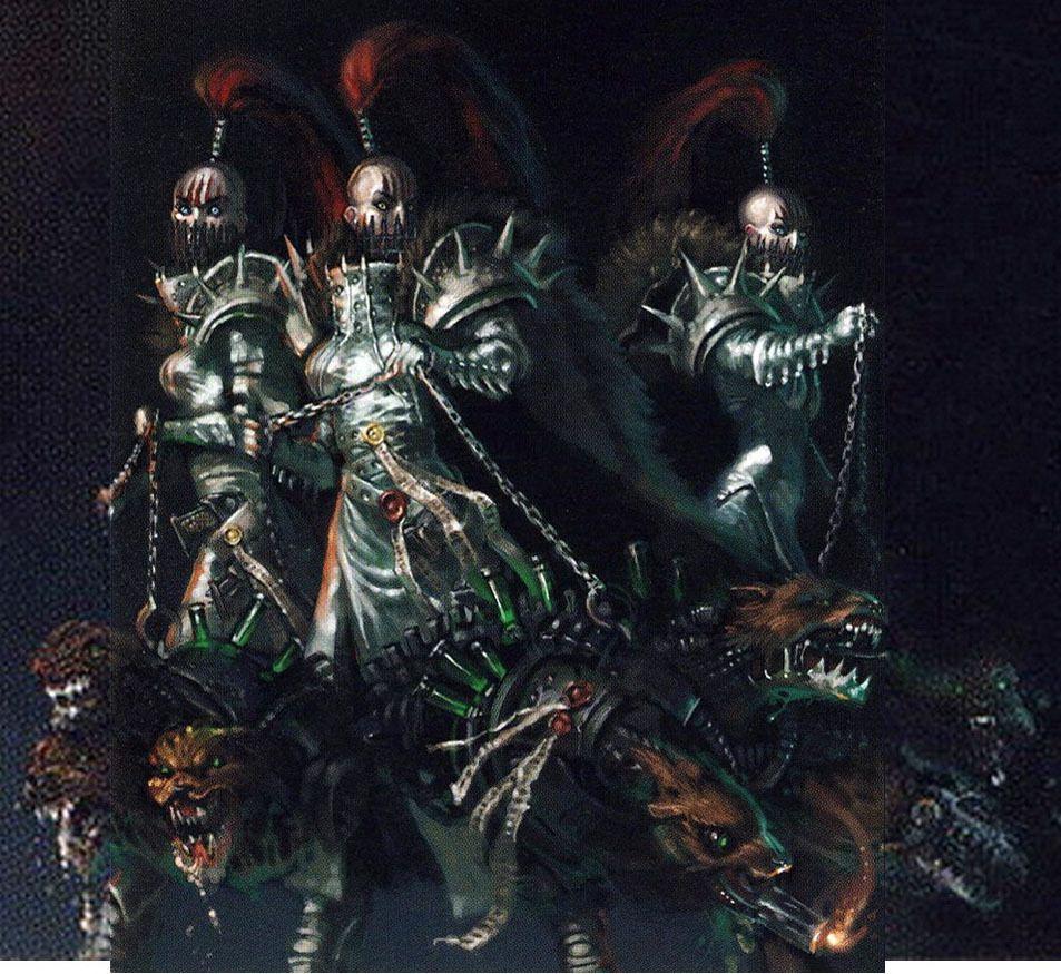 Sisters of silence, Warhammer art, Warhammer fantasy