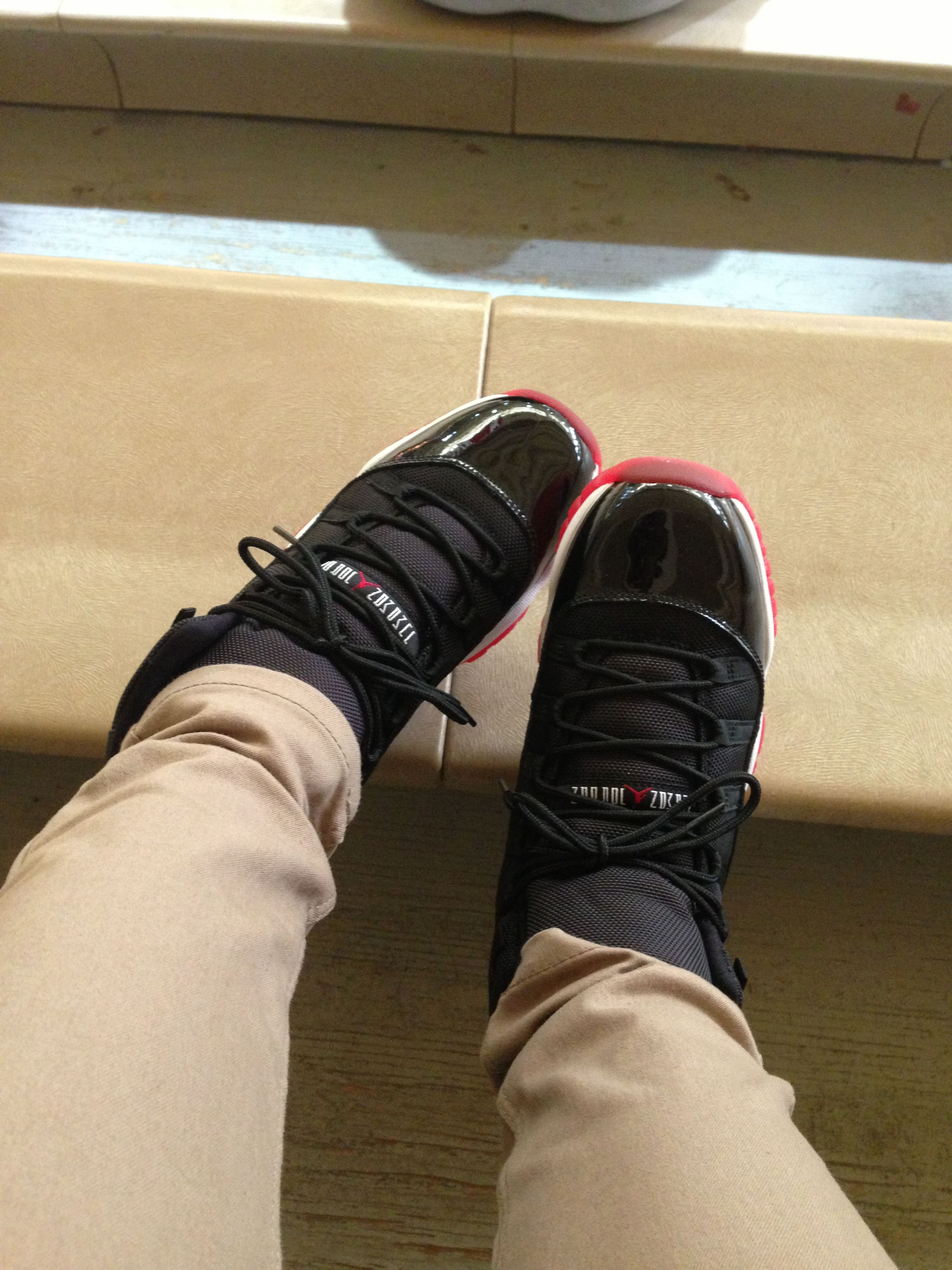 Bred XIs - the unDS game is real! #iLoveKicks