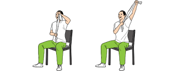 image result for exercises for seniors to do at home