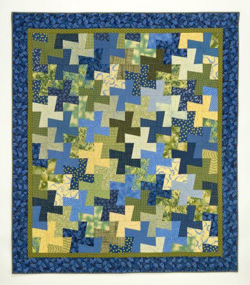 Pat'sTessellation - Susan Dague quilts blog