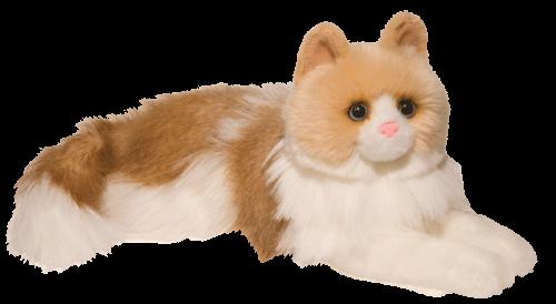 Kiki Ragdoll Cat 19 Stuffed Plush Animal (With images