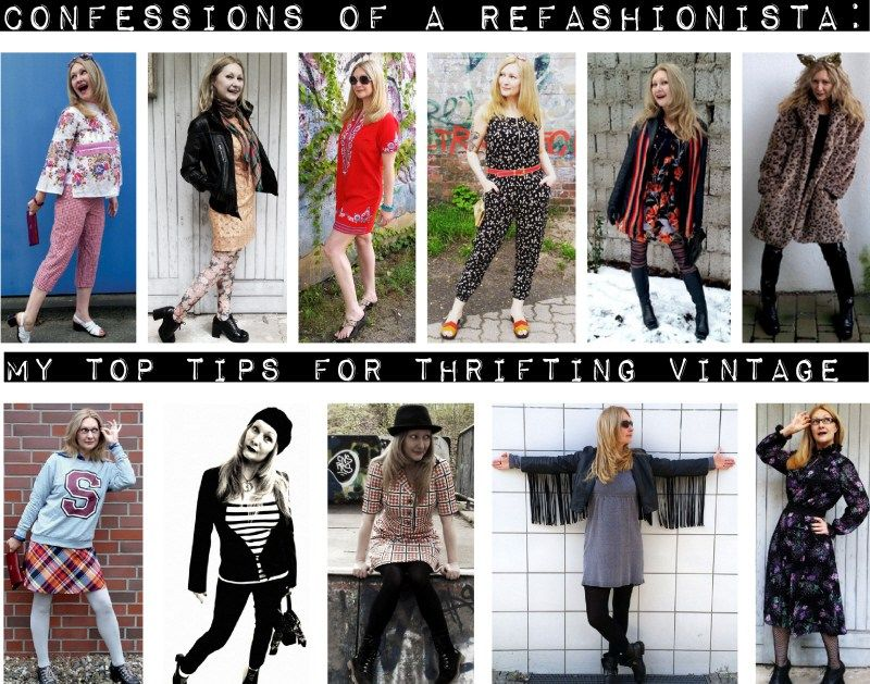 b5e455b456 My Top Tips for Thrifting Vintage Second Hand Shop Online, 20 Years Old,  Vintage