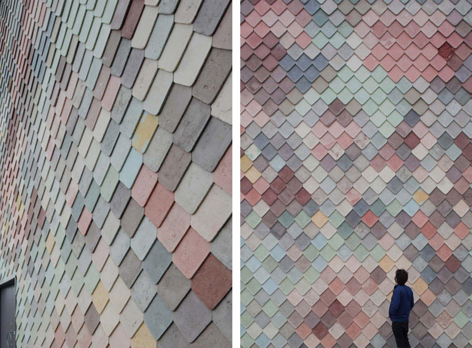 Abstract colorato mosaico texture come sfondo piastrelle rotte