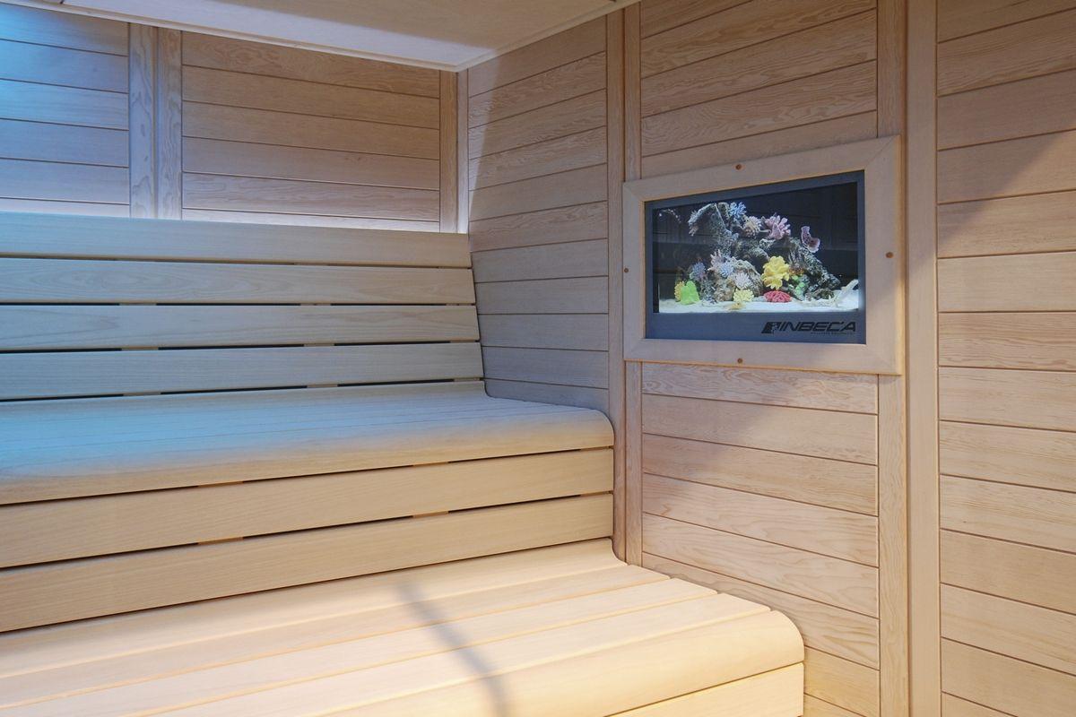 Sauna Finlandesa Barcelona By Inbeca Finlandesas