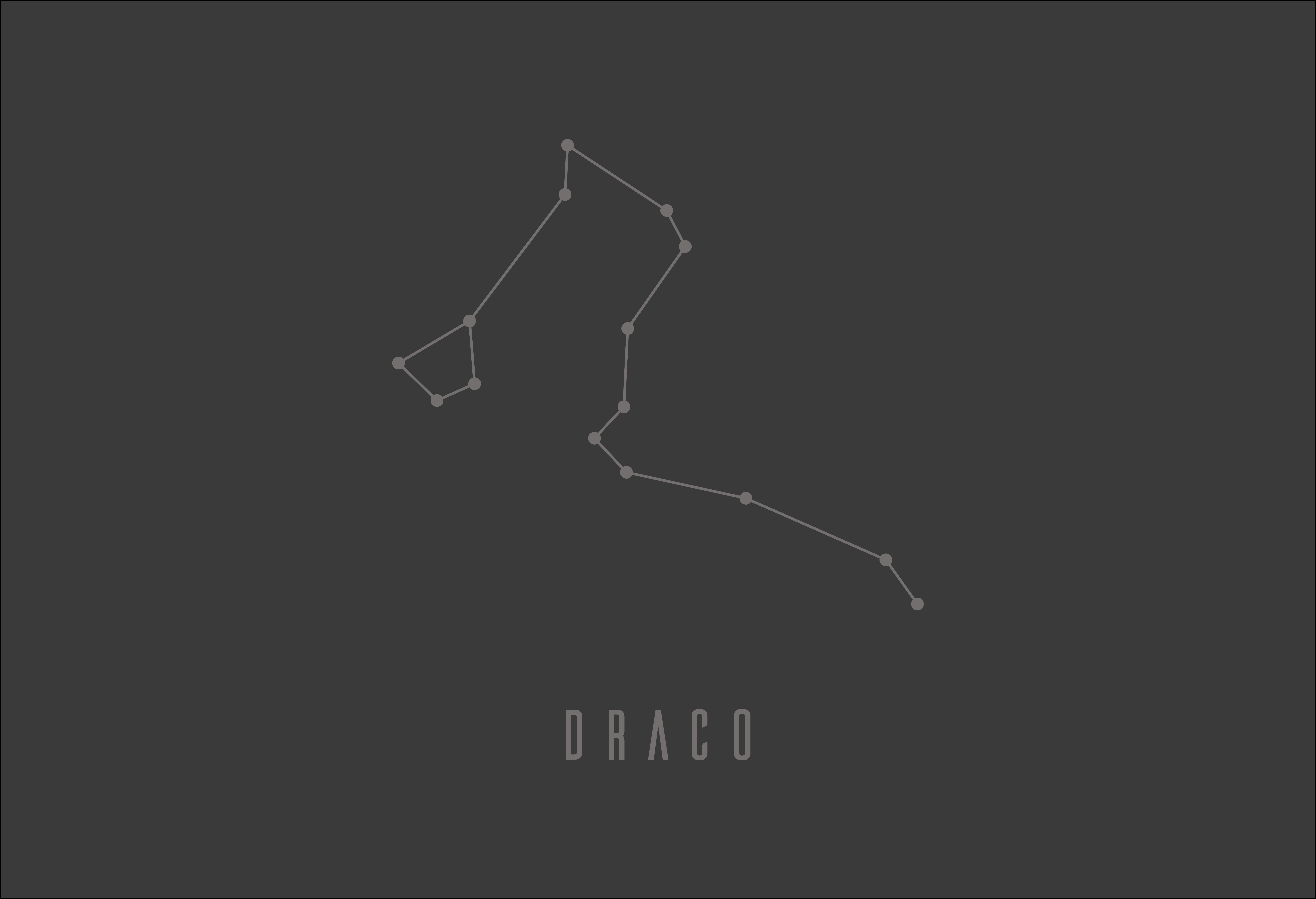 Draco - constellation | {•*Stardust*•} | Draco constellation