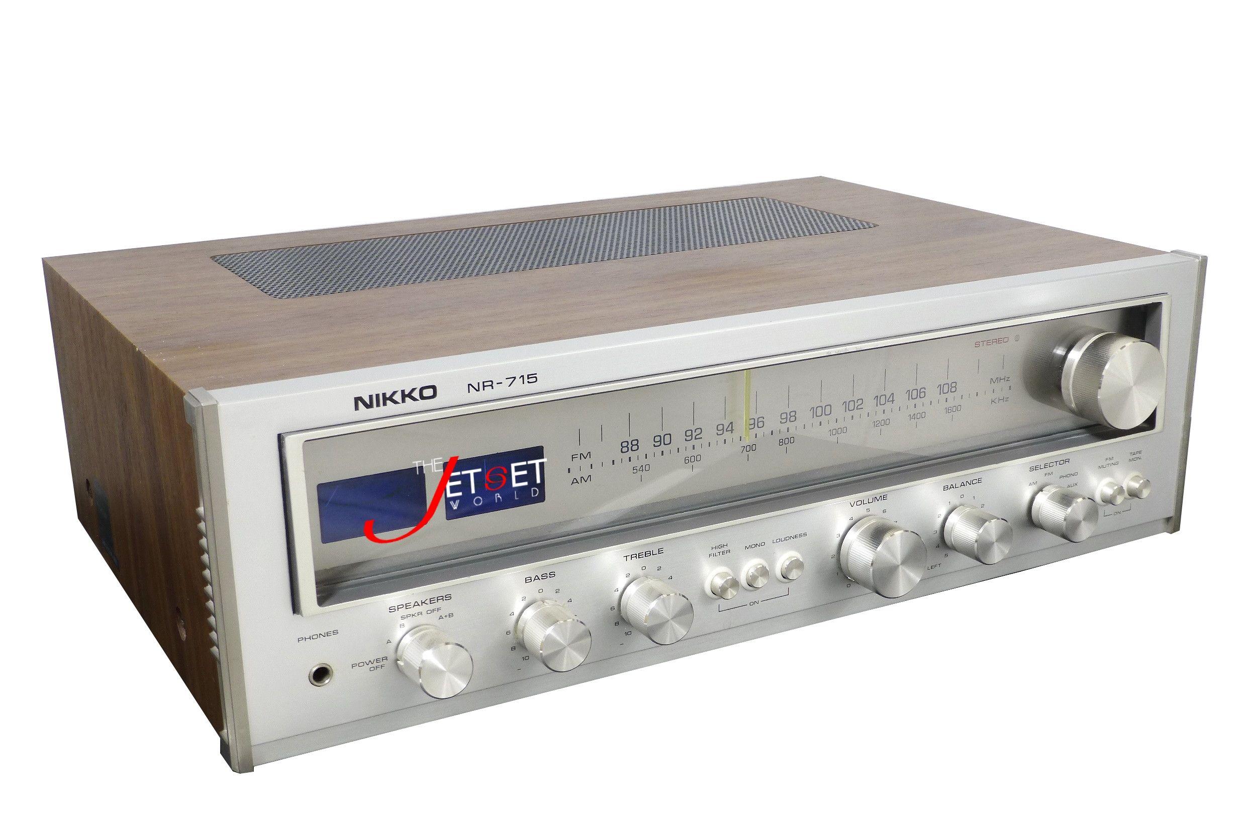 Tuning Range Fm Mw Power Output 38 Watts Per Channel Into 8w