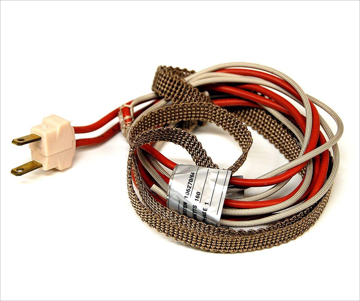 Plastic Bending Strip Heater Element Tap Plastics Plastic Heater