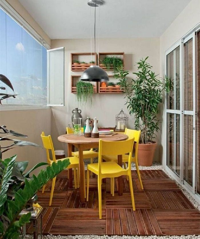 Apartment Balcony: 25 Magnificent Gardens You Can Have On Your Balcony