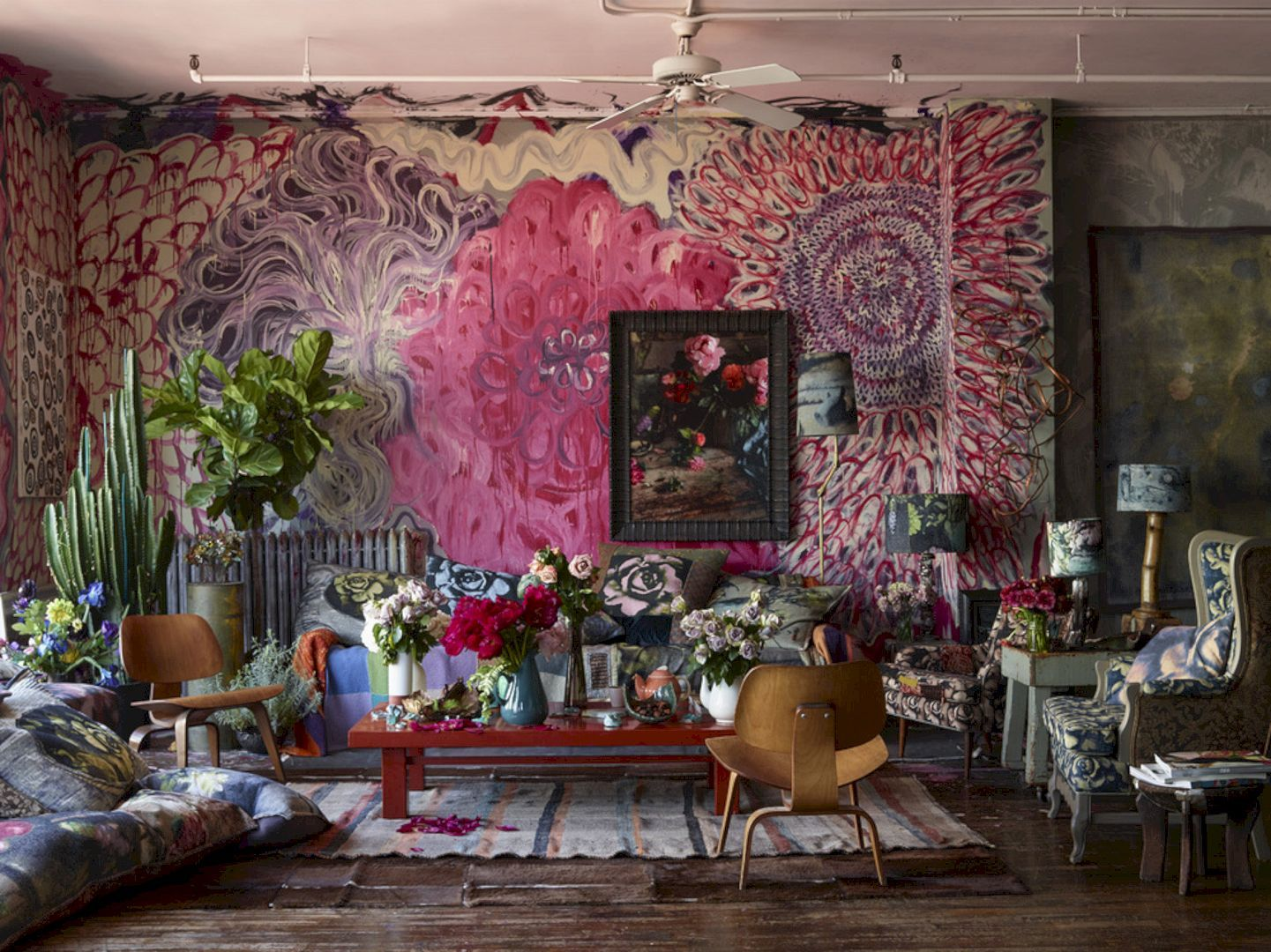 Adorable Bohemian Style Decor Ideas