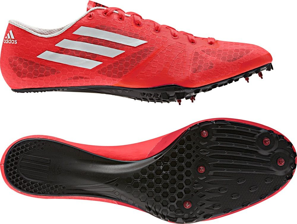Track and field spikes, Spikes track