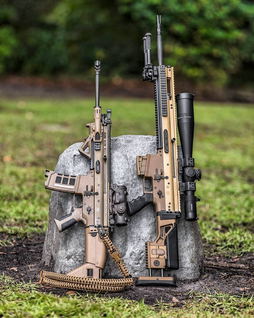 "Guns & Glory on Instagram: ""SCAR Sunday🤘🤘 Repost"