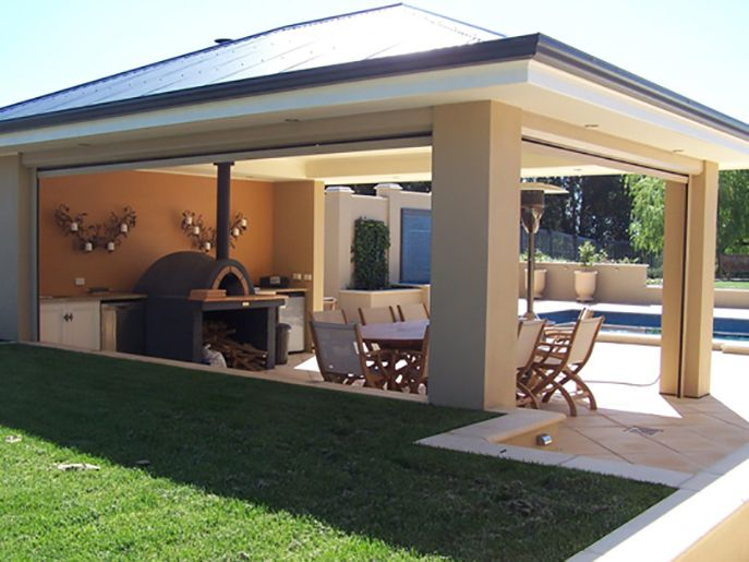 Nz Louvres Are Proud To Carry The Ziptrak Outdoor Blind Range The