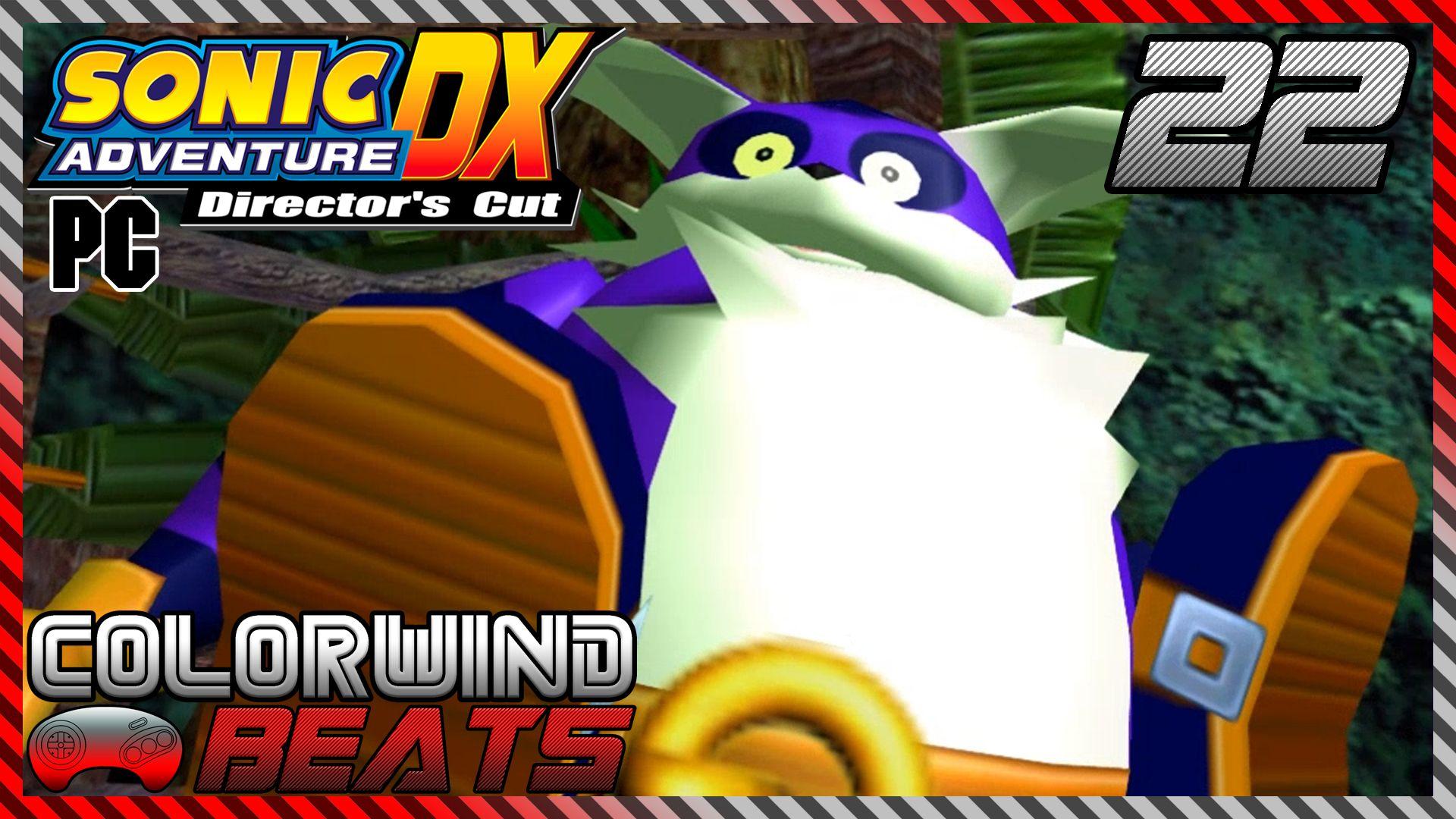 Sonic Adventure Dx Directors Cut Pc