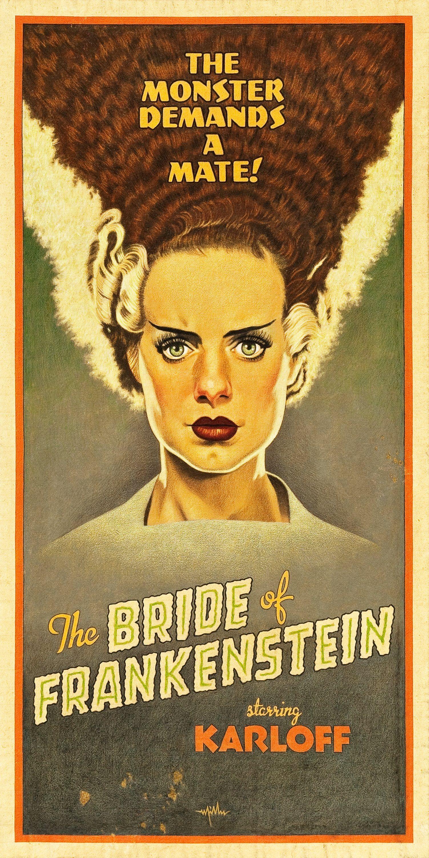 The Bride Of Frankenstein By Arthur K Miller 2013 Lot 87257
