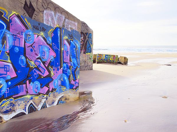Vensac, plage secrète du Médoc